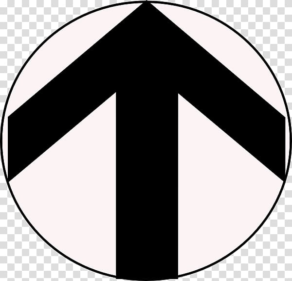 White and black arrow up logo, North Arrow Architecture.