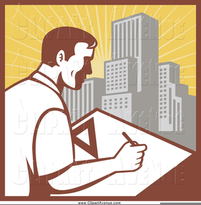 Architect Careers Clipart.