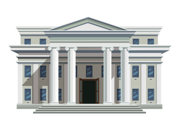 Best Architecture Clipart Illustrations, Royalty.