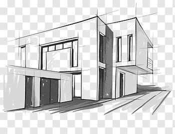 Architectural design cutout PNG & clipart images.