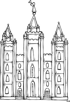 13 Articles of Faith Coloring Pages by LDS Lane.