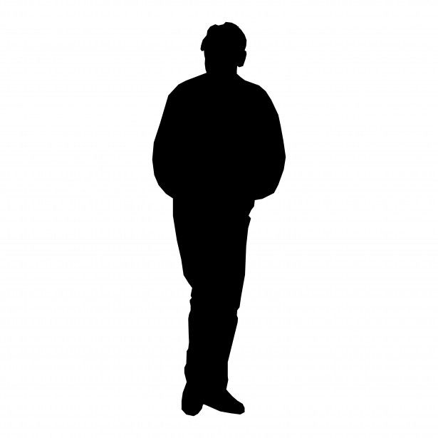 Human Figure Silhouette at GetDrawings.com.