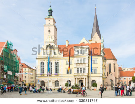 Ingolstadt Stock Photos, Royalty.