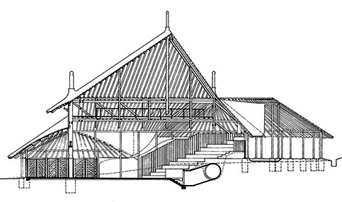 Contemporary PNG Architecture and some initial thoughts on design.
