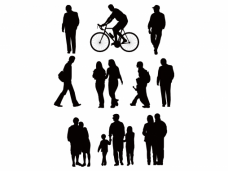 Silhouette Png Architecture Vector, Clipart, PSD.