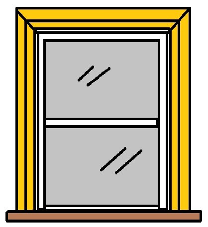 How to fit architrave.
