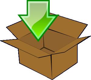 Archive Icon Clip Art at Clker.com.