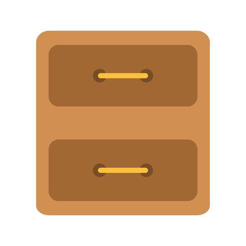 Archive Vector Icon.