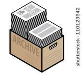 Archives Clip Art.