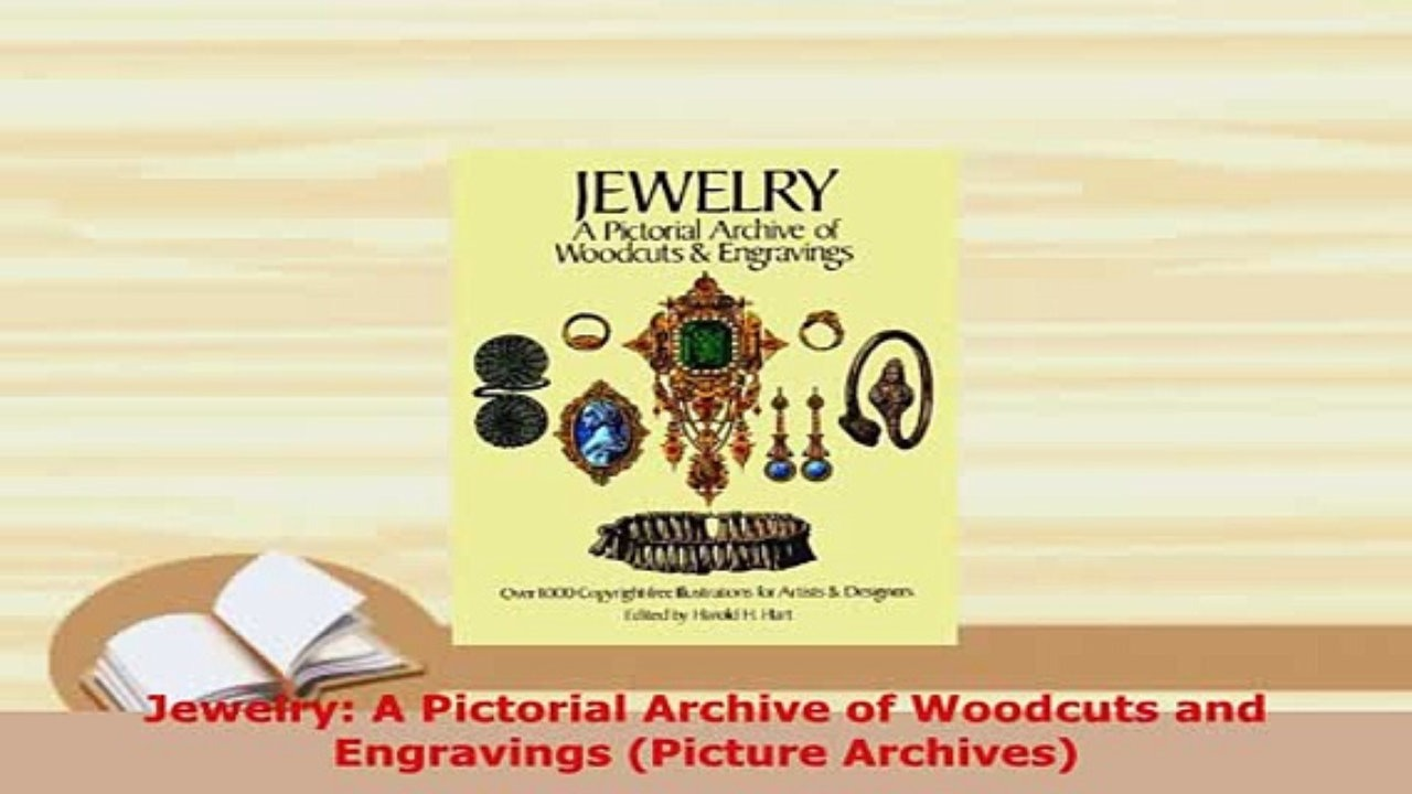 Download Jewelry A Pictorial Archive of Woodcuts and Engravings.