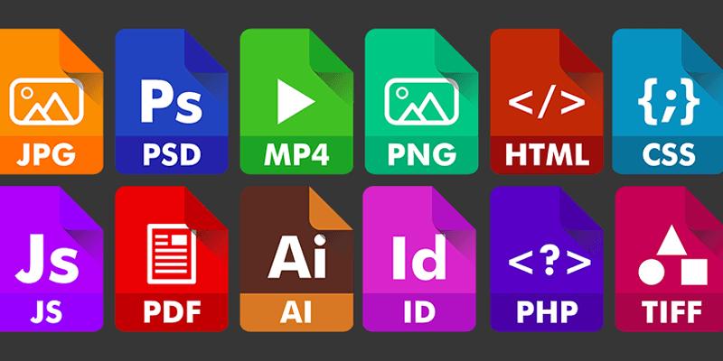 JPG vs. PNG vs. GIF: Las diferencias entre los formatos de archivo.