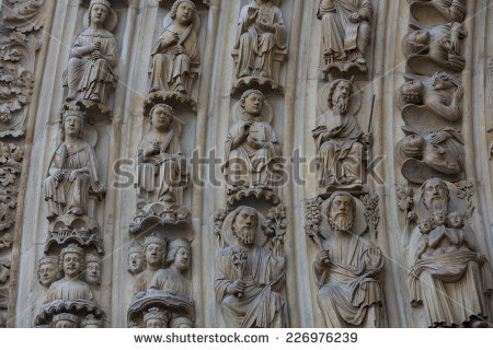 """portal Of The Last Judgment"" Stock Photos, Royalty."