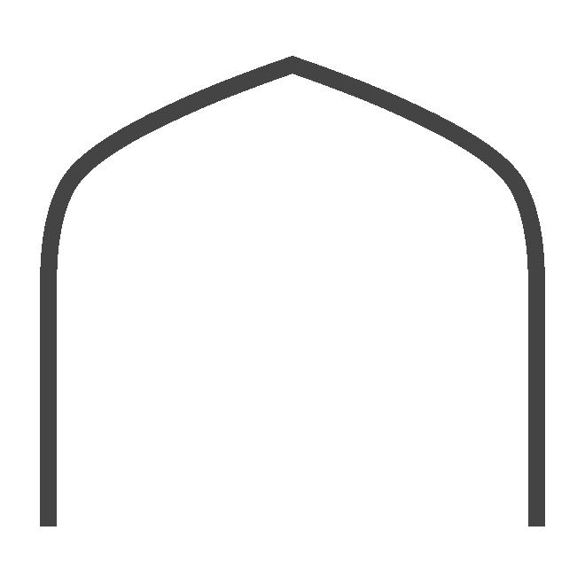 Png Archway Door & Free Archway Door.png Transparent Images #7499.