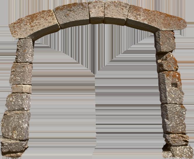 HD Stone Archway.