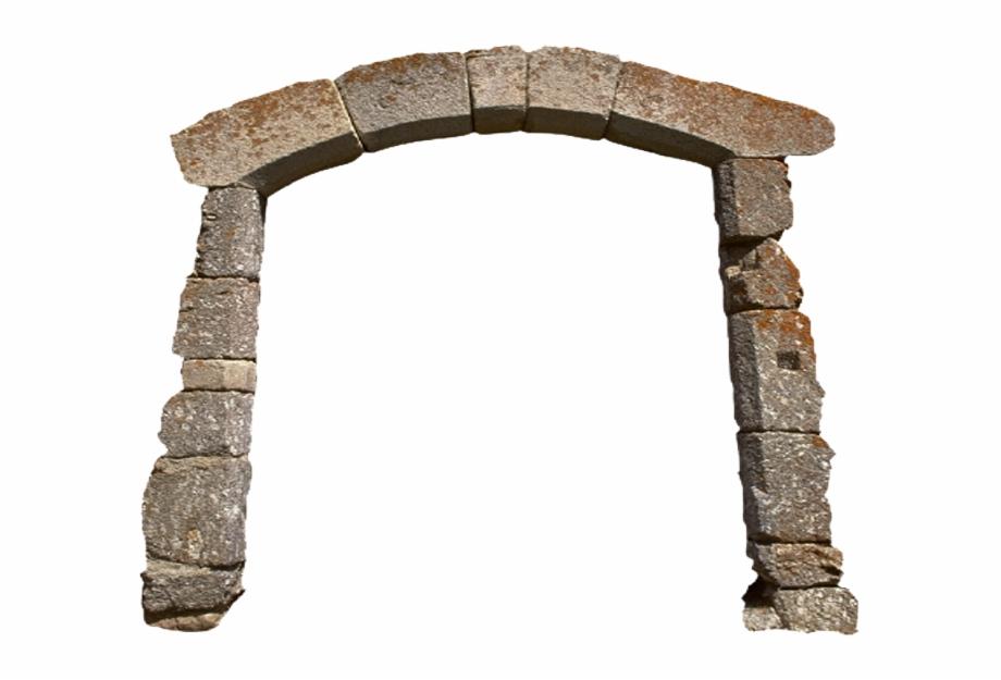 Stone Archway.