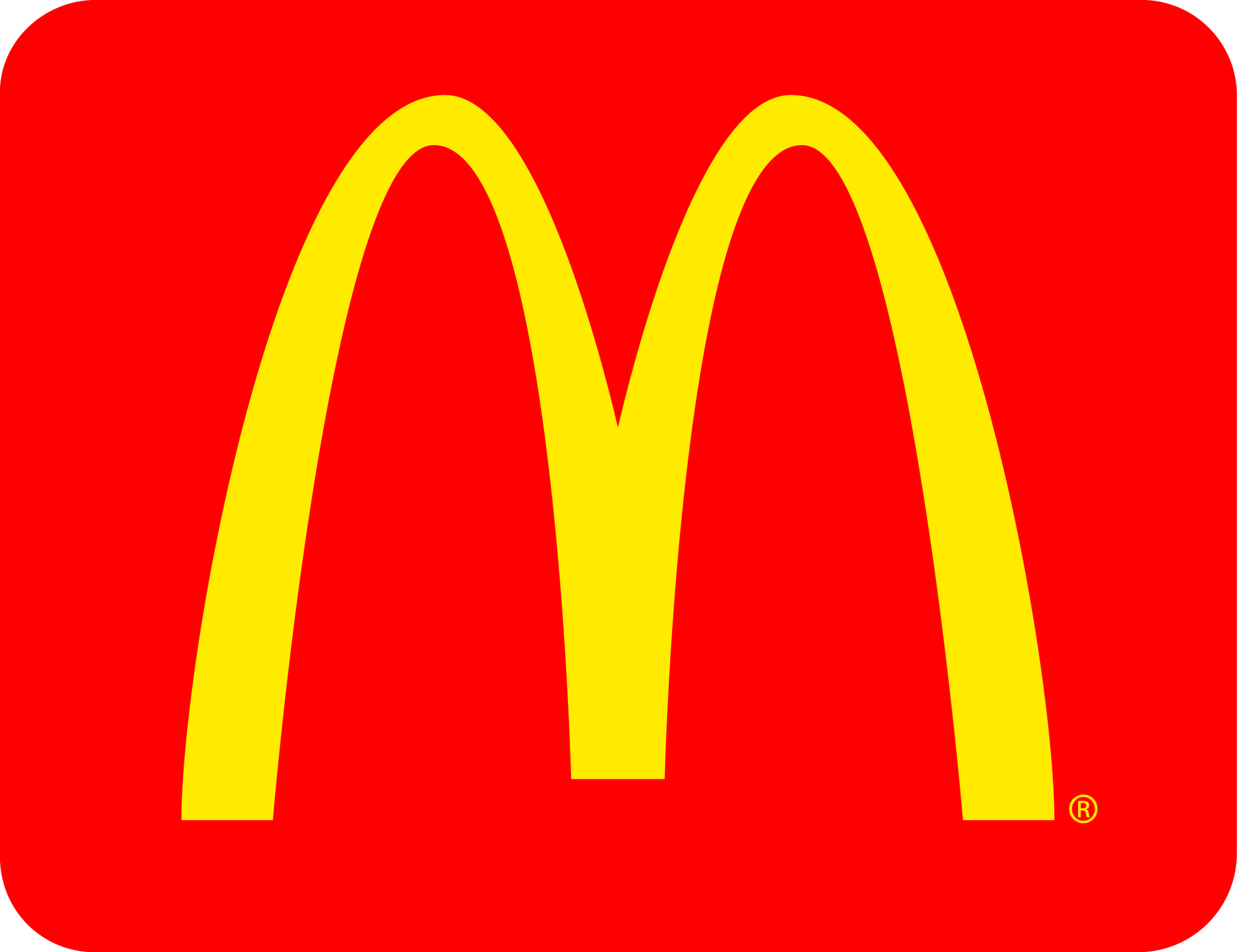"""golden arches New york (ap) — mcdonald's has temporarily flipped its famous golden arches  to look like a """"w"""" — a move it says it made to recognize."""