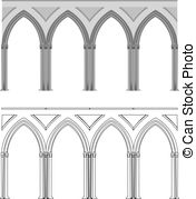 Arches Vector Clipart EPS Images. 28,500 Arches clip art vector.