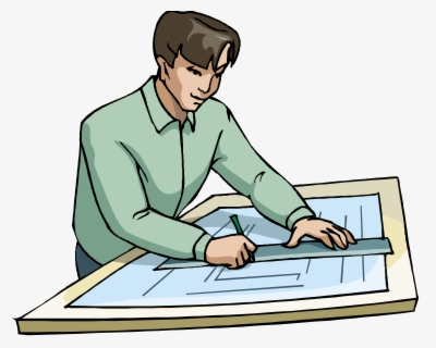 Free Architect Clip Art with No Background.