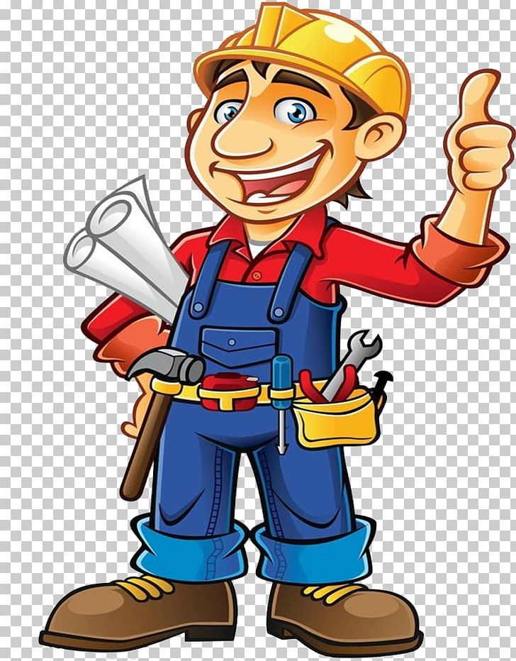 Construction Worker Architectural Engineering PNG, Clipart.