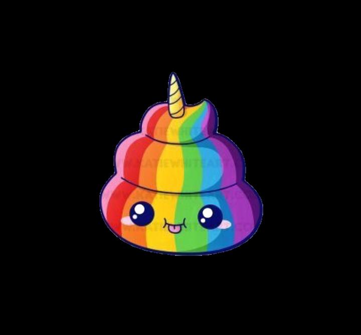 tumblr kawaii cute arcoiris.
