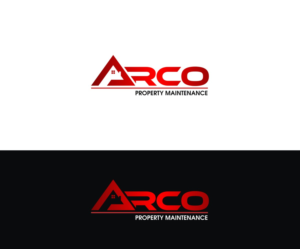 Bold, Serious, Property Maintenance Logo Design for ARCO.