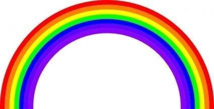 Clipart arcobaleno 3 » Clipart Portal.