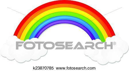 Arcobaleno clipart 1 » Clipart Portal.