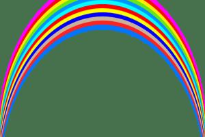 Arcobaleno clipart » Clipart Portal.