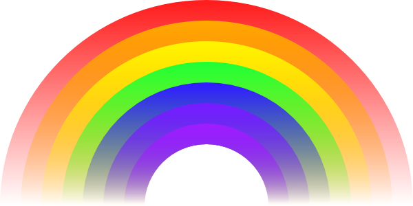 Arcoiris Clip Art at Clker.com.