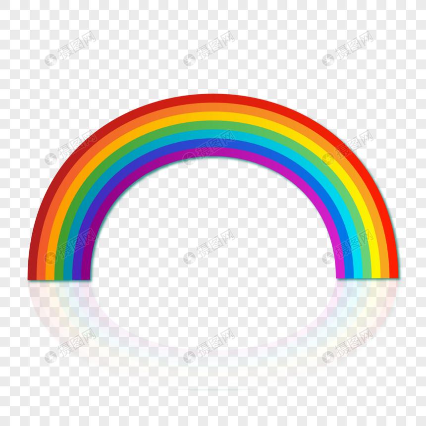 vector del arco iris Imagen Descargar_PRF Gráficos 401117741_ai.
