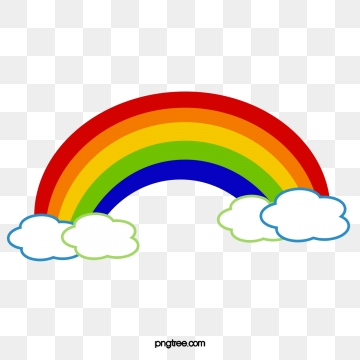 Rainbow Png, Vector, PSD, and Clipart With Transparent Background.