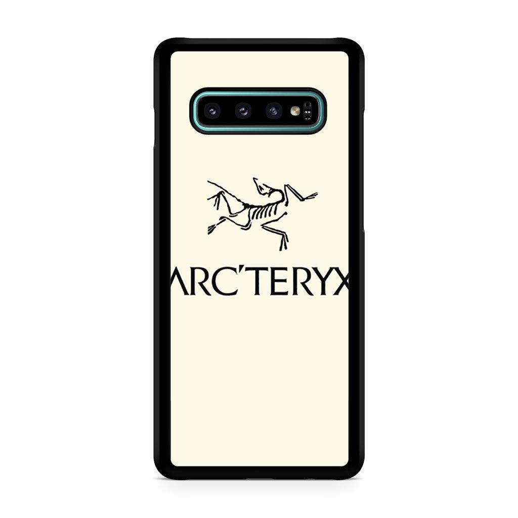 Arc\'teryx Logo Samsung Galaxy S10 Case.