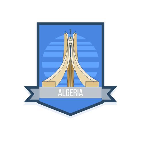 Iconic Algeria Vectors.