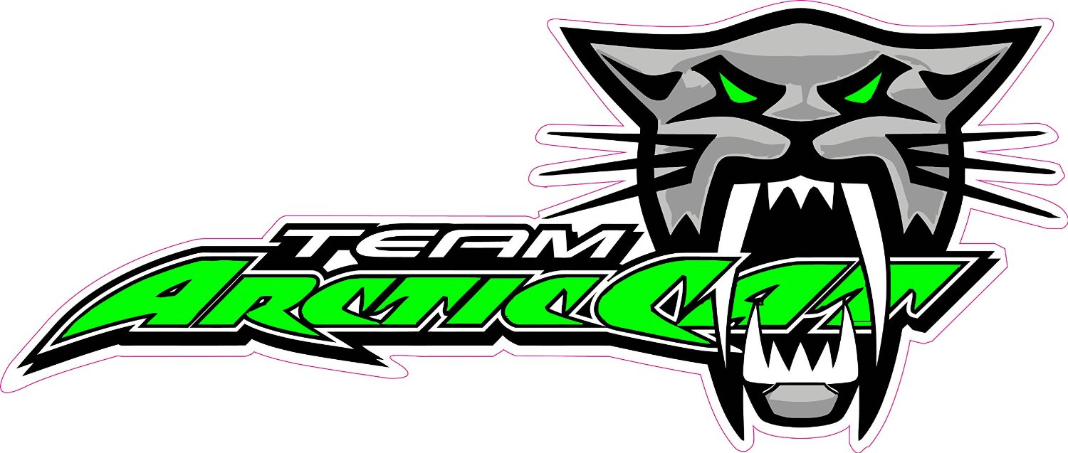Arctic cat Logos.