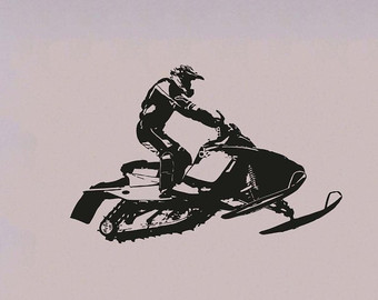 Free Snowmobile Silhouette, Download Free Clip Art, Free Clip Art on.