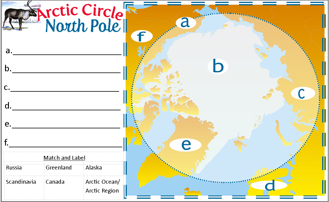 The Inuit & Arctic Circle FREE Lapbook Homeschool Unit Study).