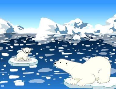 polar region clipart clipground