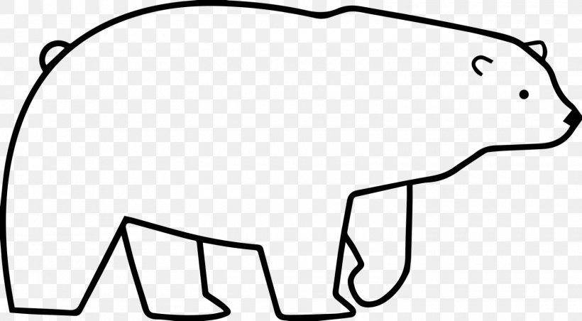 Polar Bear Arctic Clip Art, PNG, 1560x860px, Bear, Arctic.