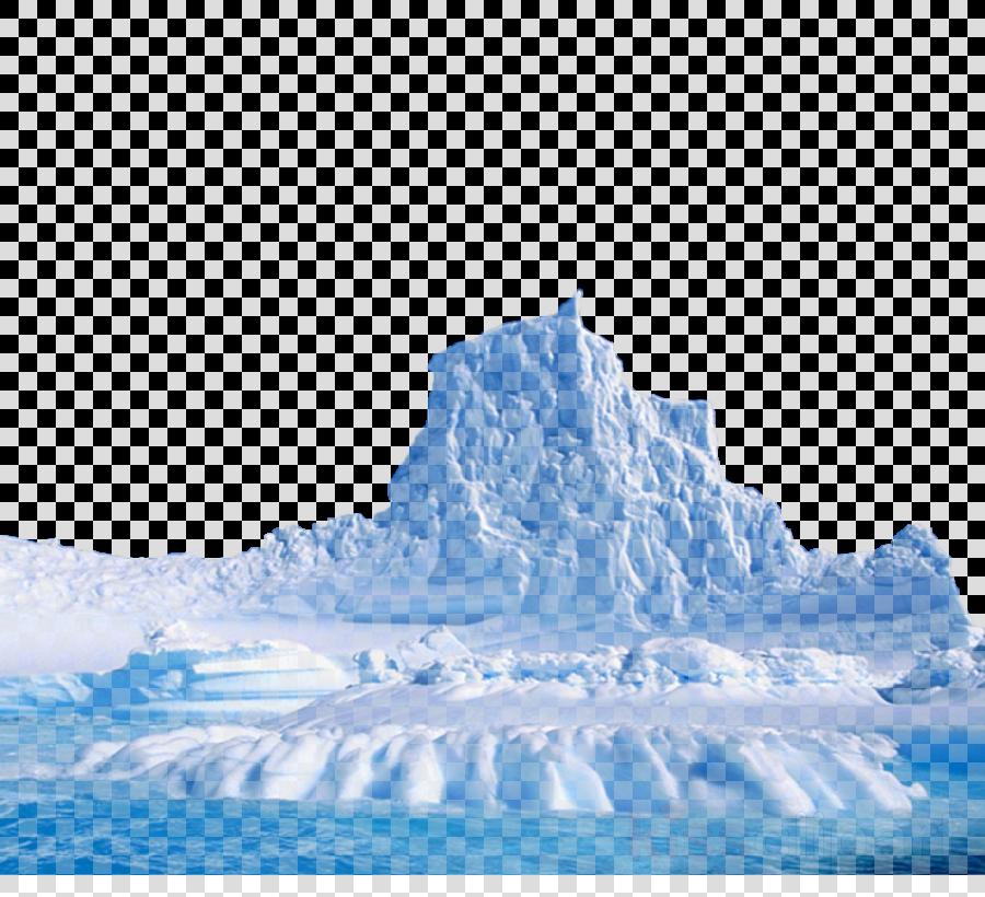 polar ice cap iceberg ice arctic ocean natural environment.