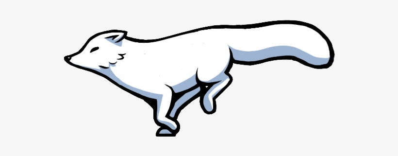 Arctic Fox Clipart Red Fox.
