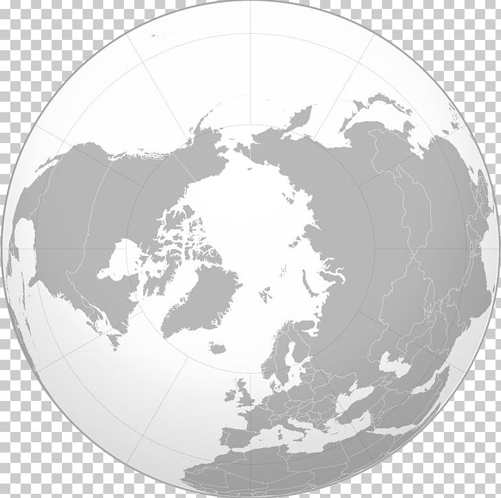 North Pole Polar Regions Of Earth Map PNG, Clipart, Arctic.