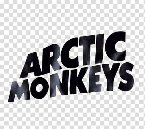 Arctic Monkeys product label, Arctic Monkeys Logo.