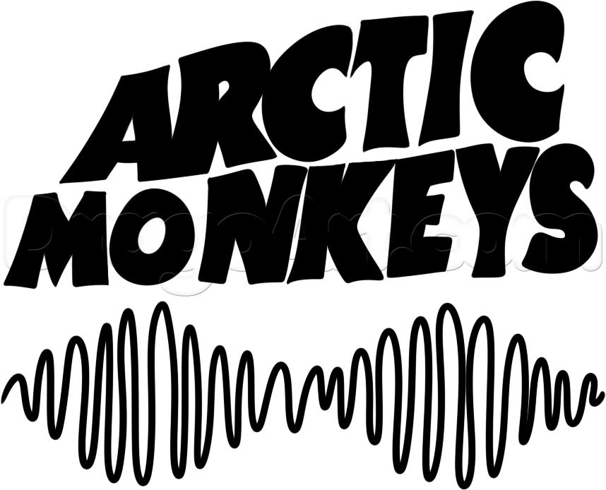 Arctic Monkeys Logo.