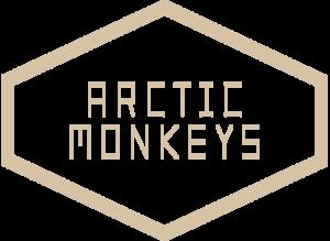Arctic Monkeys Official Merchandise.