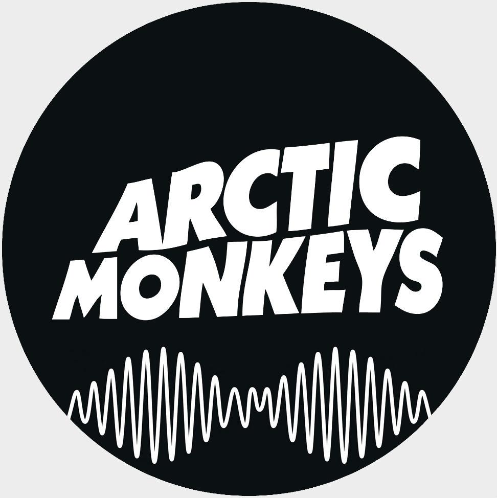 Logo Arctic Monkeys PNG Transparent Logo Arctic Monkeys.PNG Images.