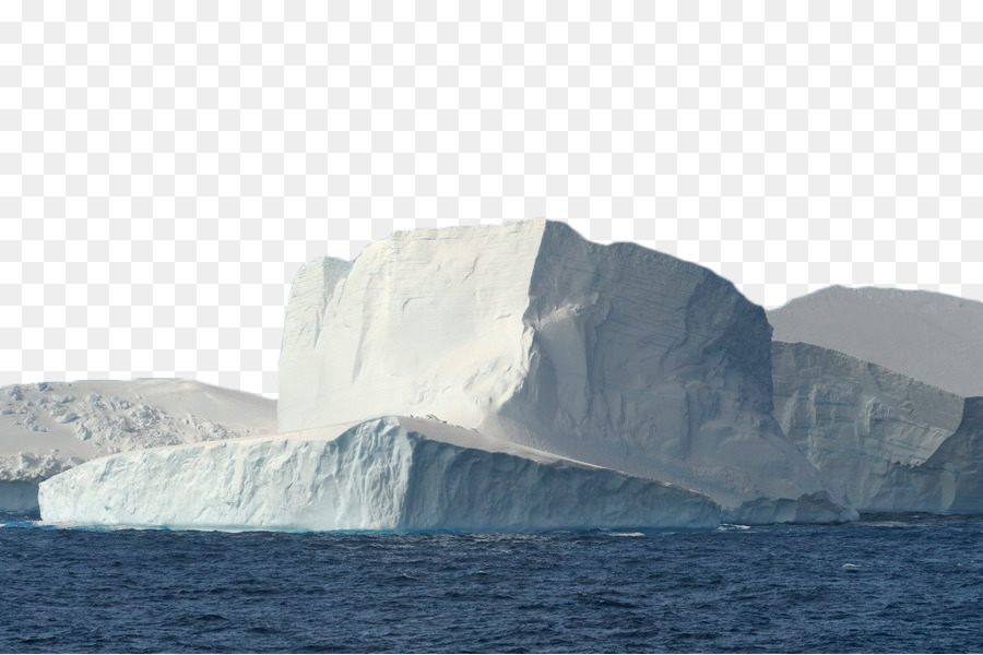 Iceberg Arctic Ocean Polar Ice Cap Icon #74094.
