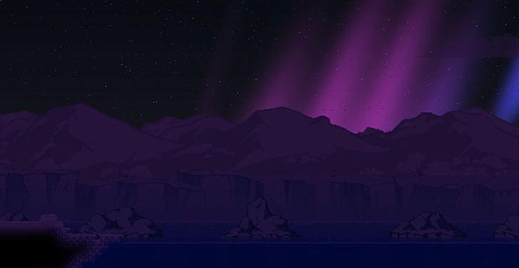Polar Regions Of Earth Arctic Sky Aurora Polar Night PNG.
