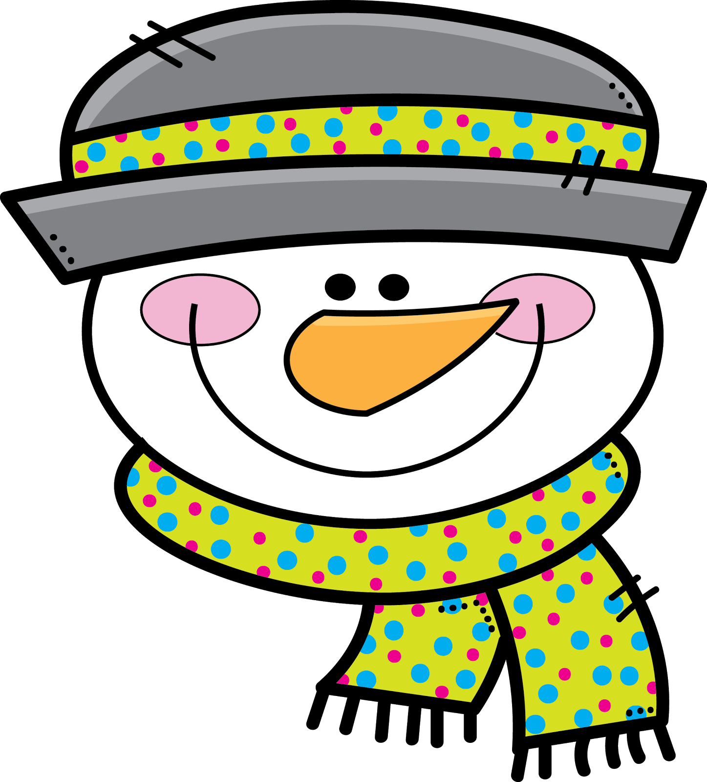 January clipart themed, January themed Transparent FREE for.