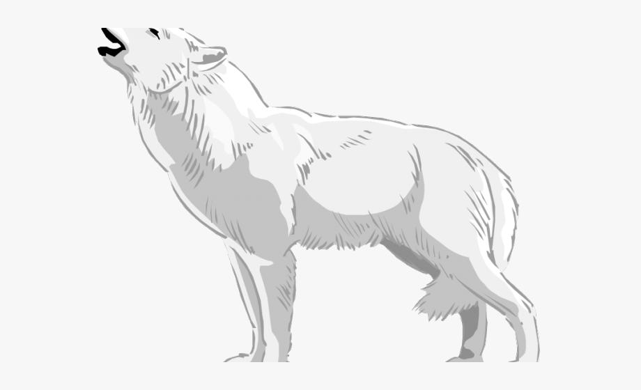 Arctic Wolf Clipart Vicious.