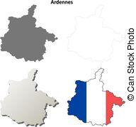 Ardennes Vector Clip Art EPS Images. 9 Ardennes clipart vector.